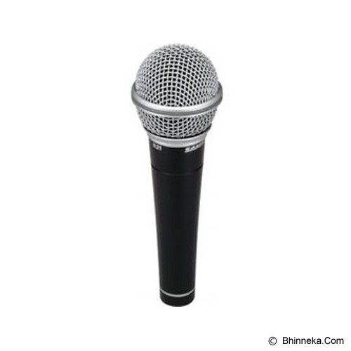 SAMSON Microphone Dynamic R21S [SCR21S] - Microphone Live Vocal